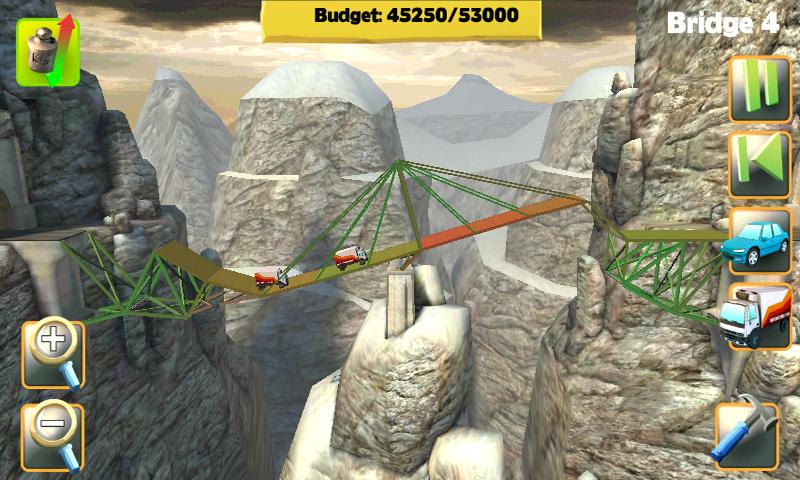 Bridge Constructor Screenshot