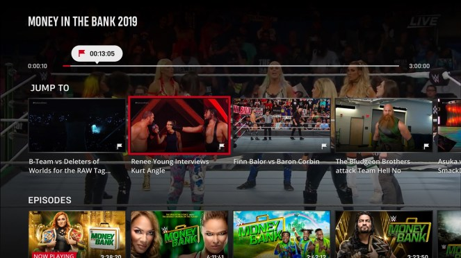 WWE Network 10
