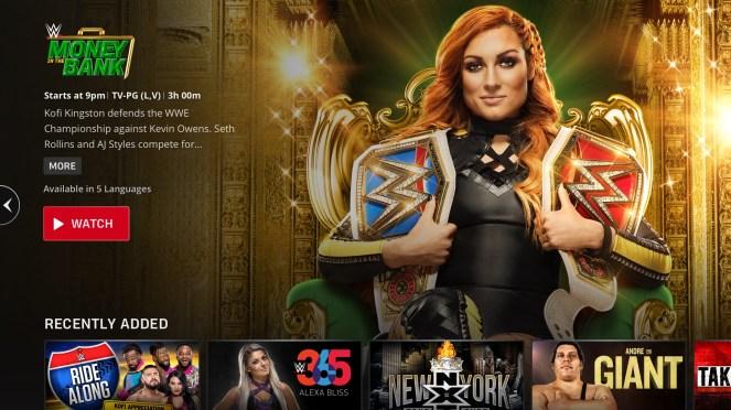 WWE Network 12