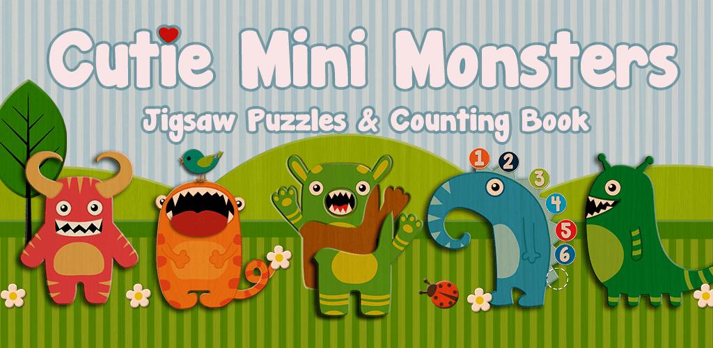 Cutie Monsters - Count to Ten Screenshot