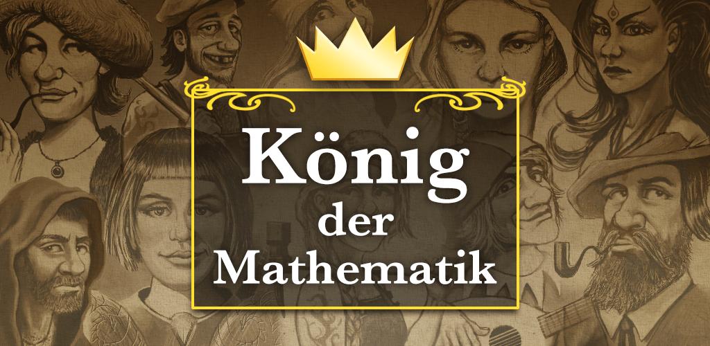 König der Mathematik Screenshot