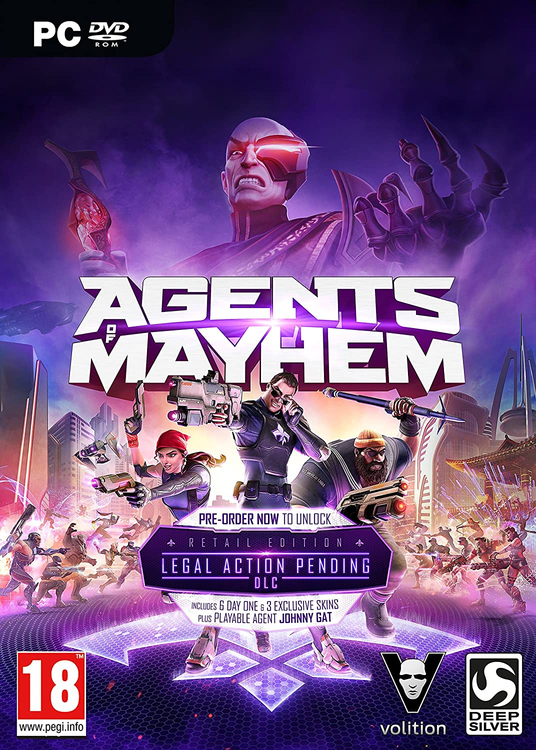 Agents of Mayhem - Special Edition - Windows 10