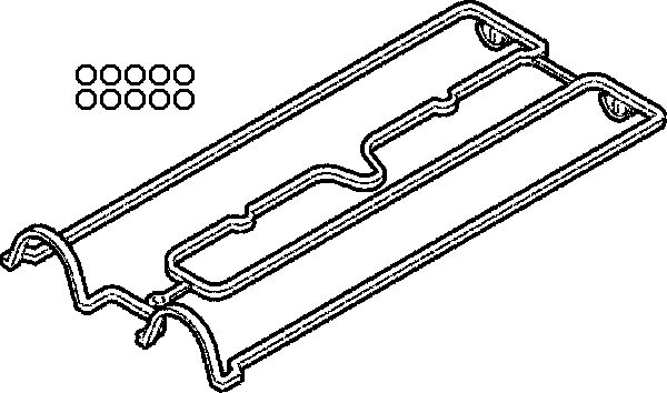 Elring Valve Cover Gasket Vauxhall Opel Lotus Europa S