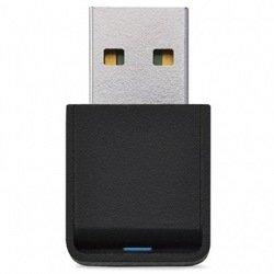 BUFFALO エアステーション 11ac/n/a/g/b 433/150Mbps USB2.0用 無線LAN子機 WI-U2-433DMS