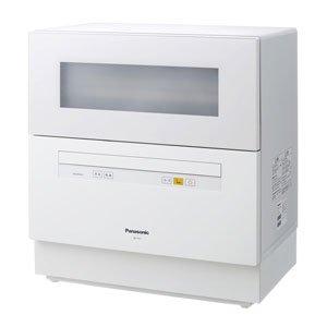 パナソニック 食器洗い乾燥機 (ホワイト) (NPTH1W) ホワイト NP-TH1-W