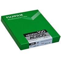 Fujifilm Neopan Acros 100、4x 5