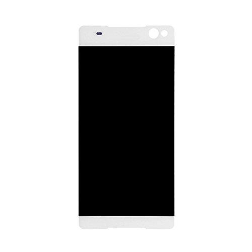 GuoBo LCD screen replacement ソニーXperia C5ウルトラ/ E5506 / E5533 / E5563 / E5553のための修理及び予備品LCDスクリーンとデジタイザフルアセンブリ(ブラック) (色 : 白)