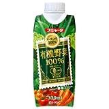 スジャータ 有機野菜100%(プリズマ容器) 330ml紙パック×12本入×(2ケース) -