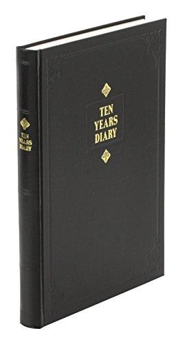 アピカ 日記帳 10年日記 横書き 日付け表示あり B5 D305