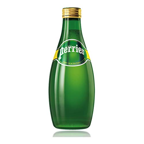 Perrier(ペリエ) プレーン 瓶 330ml×24本 [直輸入品]