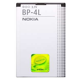 ノキアジャパン NOKIA 純正 E71 バッテリー 電池パック バルク BP-4L GENUINE ORIGINAL BATTERY グローバルバージョン