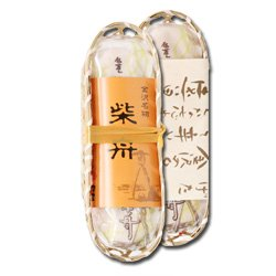 加賀煎餅今屋 金沢銘菓 柴舟 生姜煎餅 10枚入 籠包装