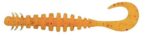エコギア(Ecogear) ワーム リングマックス パワーオーシャン 3.6インチ 94mm シルキーオレンジイエロー #41...