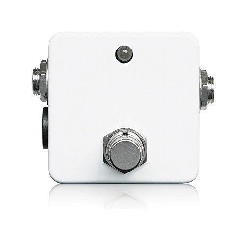 Henretta Engineering Mr. White Tweak Boost [並行輸入品] 【最新ミニサイズ クリーンブースター特集】小さく安い本格的!エフェクターボードに邪魔にならないコンパクトなミニサイズのオススメBooster!