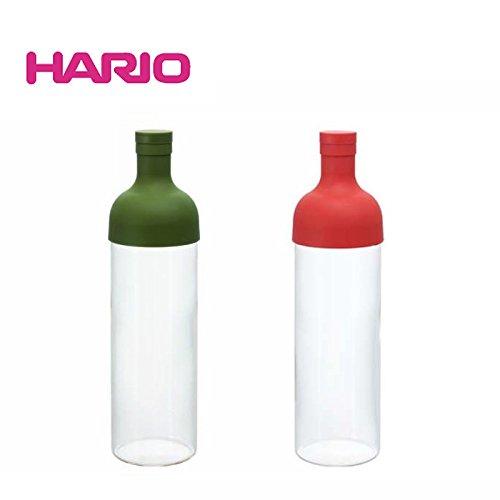 ハリオのフィルターインボトルは人気の雑貨