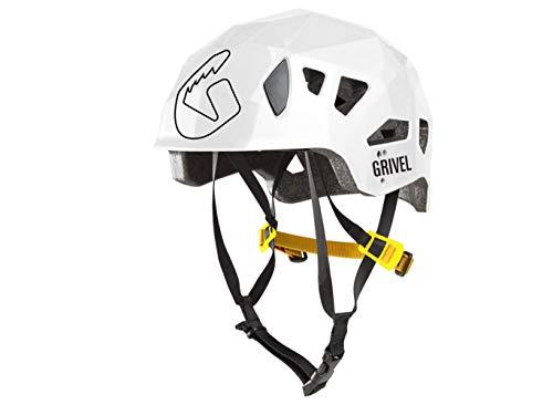 Grivel(グリベル) Stealth HS (ステルスHSヘルメット) 【JAPAN FIT】 GV-HESTEH ホワイト WHT