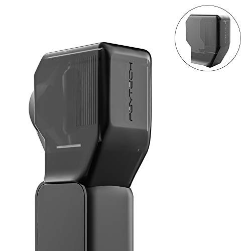 SHINEZONE DJI OSMO Pocketドローン用 レンズフード レンズ保護カバ ー