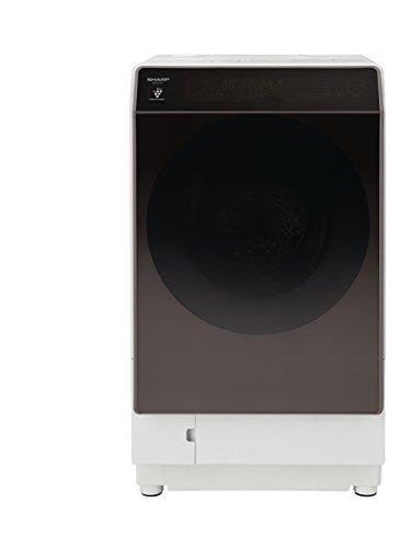 シャープ SHARP ドラム式洗濯乾燥機(ヒートポンプ式) 左開き ES-G110-TL 洗濯・脱水容量11㎏/乾燥容量6kg E...