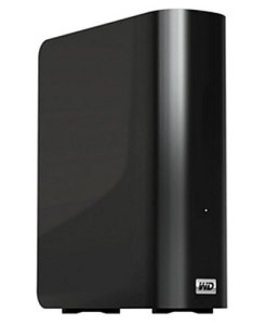 WD My Book Essential 3.0TB (USB3.0/2.0互換) バックアップソフト搭載 WDBACW0030HBK-JESN