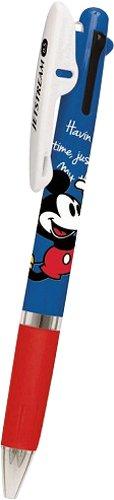 カミオジャパン ディズニー ジェットストリーム 3色ボールペン ミッキーマウス