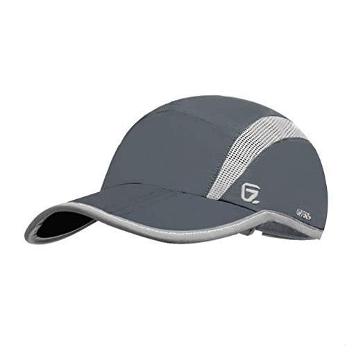 メッシュキャップは運動好きの祖父に人気の帽子