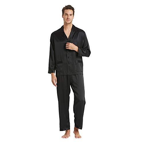 シルクのパジャマを夫へプレゼント