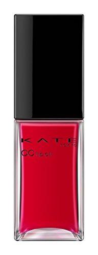 ケイト CCリップオイル 01 RED SPICE 透明感のあるレッド