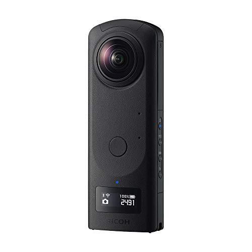 RICOH THETA Z1 360度カメラ 全天球 1インチ大型センサー リコー 910774 ブラック