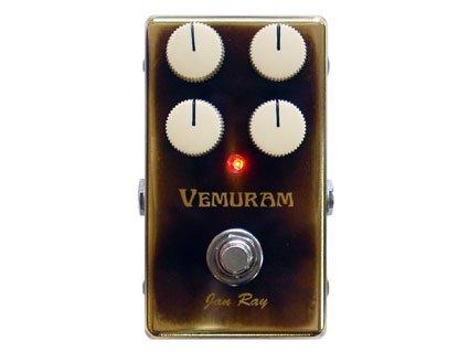 VEMURAM Jan Ray オーバードライブ 【動画】VEMURAM Jan Ray ジャンレイ OverDrive ギターで試奏 #norinori0107