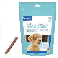 ビルバック C.E.T.ベジデントフレッシュ XS 15本入 【必見】犬の歯磨きで歯周病や病気を防ぐオススメの方法。放置すると頬に穴が空きます。歯磨きを嫌がる犬には水やご飯に混ぜて予防を!