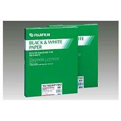 FUJIFILM 黒白単階調印画紙 フジブロ WP 2号 光沢面 六切 20枚入り F BRO WP FM2 6 20 A
