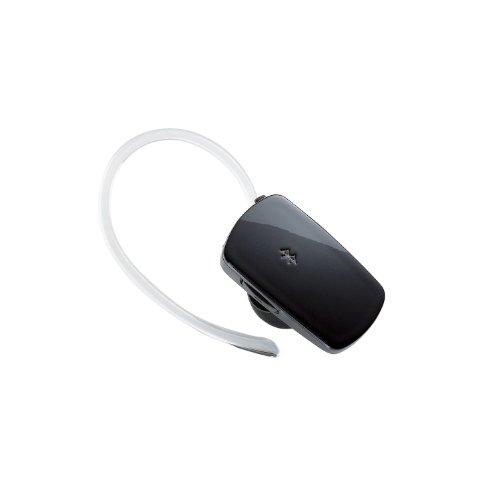 ロジテック iPhoneandroid対応 Bluetooth3.0対応 音楽も聴ける超小型ヘッドセット HS400Mシリーズ ブラック LBT-MPHS400MBK