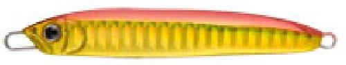 エコギア(ECOGEAR) メタルジグ ルアー 堤防ジグ4g TJ09 アカキン 10002