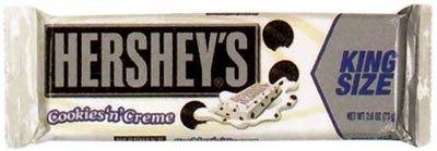 Hershey(ハーシー) クッキー&クリーム キングサイズ73g