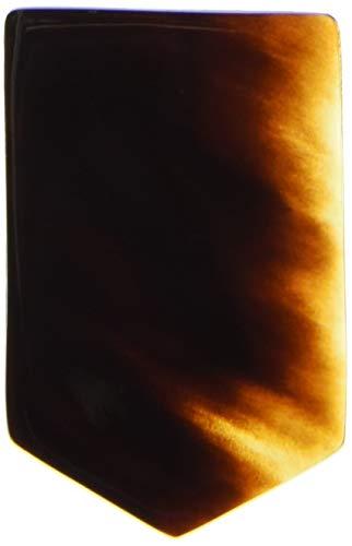 Greco グレコ / ギターピック 本鼈甲 ベッコウ ホームベース型 (厚さ 1.0mm) [ HB 1.0 ] 【徹底紹介】ホームベース型のピック特集!弾きやすくて安くてオススメ!【価格・口コミ・評価・レビュー】