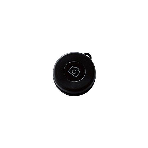 エレコム Bluetooth リモコン 自撮り ブラック P-SRBBK