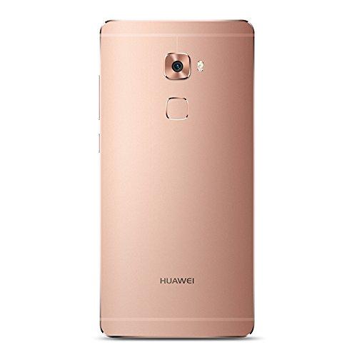HUAWEI HUAWEI SIMフリースマートフォン MATE S ローズゴールド MicroSDHC16GB Class10セット 51090AGE/51090BWM CRR-L09-MYSTIC CHAMPGNE 004985