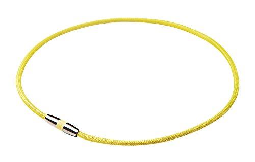 3000円で喜ばれる磁気チタンネックレスを60代男性にプレゼント width=