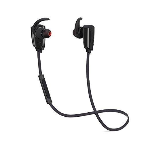 H903 Bluetooth 4.0 ワイヤレスイヤホンcozyponyスポーツイヤホン 防汗 防滴 マイク内蔵 ハンズフリー 通話 APT-X CVC6.0 技適認証済、メーカー1年保証