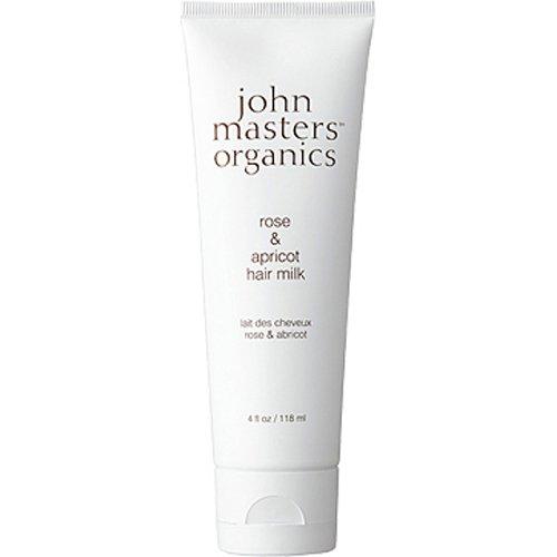 John Masters Organics(ジョンマスターオーガニック) R&Aヘアミルク(ローズ&アプリコット) 118ml(並行輸入品) 化粧品 ヘアケア トリートメント・ヘアパック [並行輸入品]