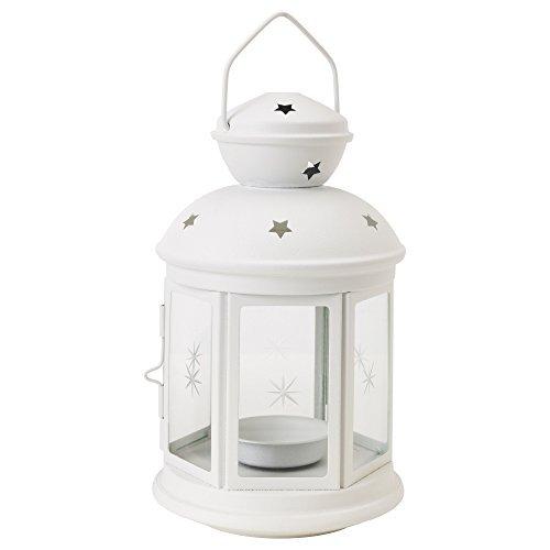 IKEA(イケア) ROTERA 90143189 ティーライト用ランタン, ホワイト