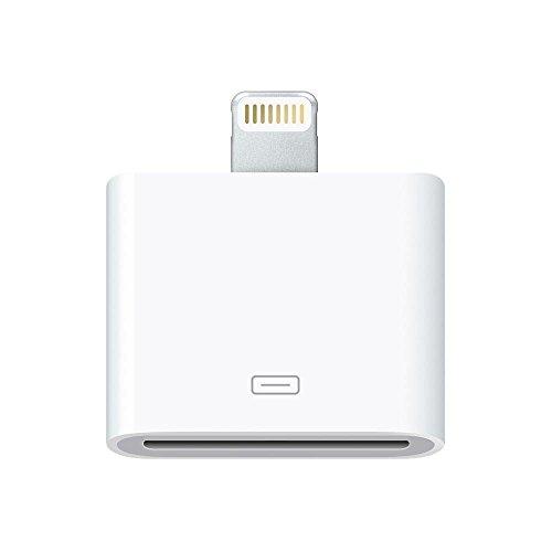 iNTE-E Direct 【アマゾン限定】 Lightning 30ピンアダプタ  iPhone4からiphone6へ変換コネクタ 充電器 充電アダプター 8pin Lightning DOCK iphone6 /iphone5iPad mini iPod Lightning 30ピンアダプタ  iNTE-4076