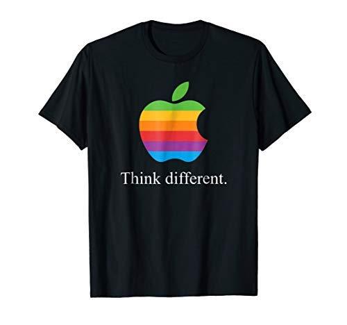 Apple think different t shirt [並行輸入品]
