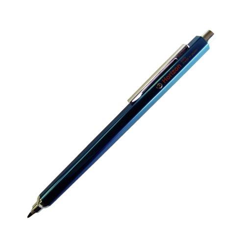 オート シャープペン オートシャープ ホライゾン AP-585H-BL ブルー