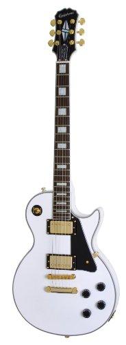 Epiphone / Les Paul Custom Pro Alpine White S/N 15111508789