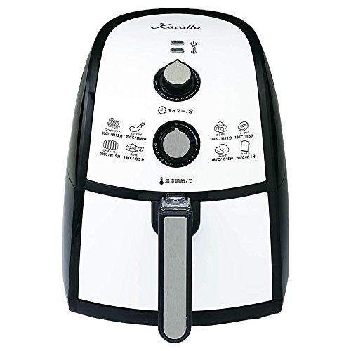 ショップジャパン 【公式】カラーラ  [メーカー保証1年付] ノンフライヤー ヘルシー 時短 調理器具