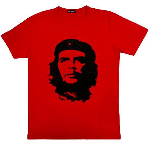 シンプル チェ・ゲバラ 半袖 Tシャツ Che Guevara (Lサイズ)