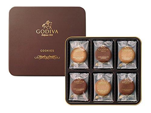 ゴディバ (GODIVA) クッキーアソートはプチ贅沢で人気のギフト