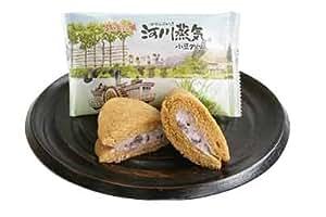 新潟銘菓 蒸しどら焼き 河川蒸気(かせんじょうき) 8個入 新潟土産 | 和菓子 通販