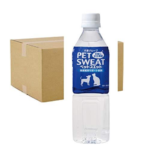 PET SWEAT(ペットスエット) 500ml×24本 (ケース販売)